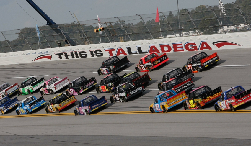 Preview: Camping World Truck Series - Talladega