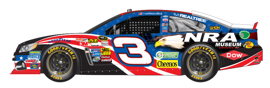 Nascar Preview 22 Drivers Will Race Special Paint Schemes