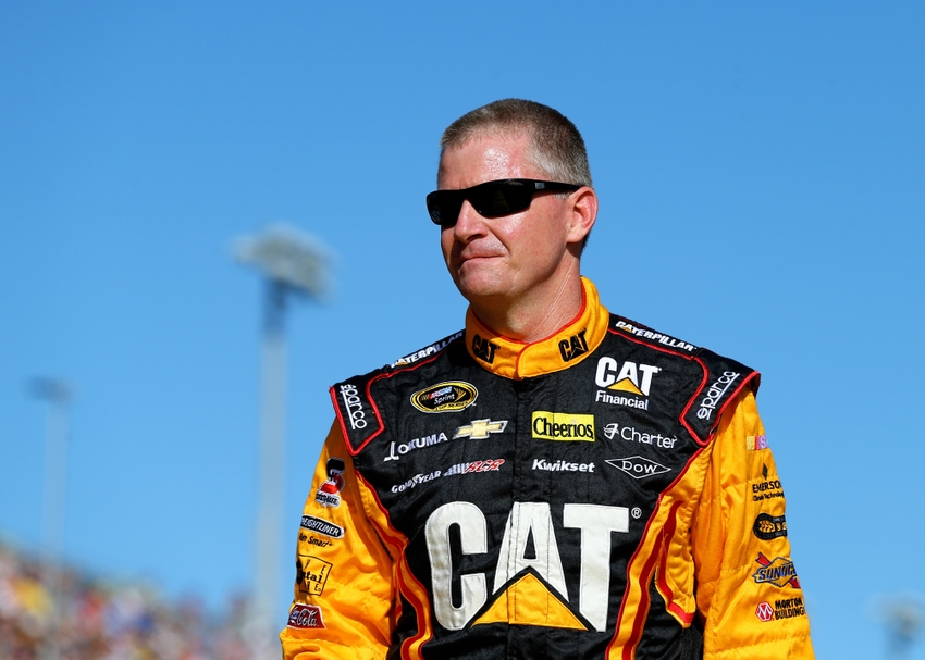 Jeff Burton To Drive Tony Stewart S Car At Michigan