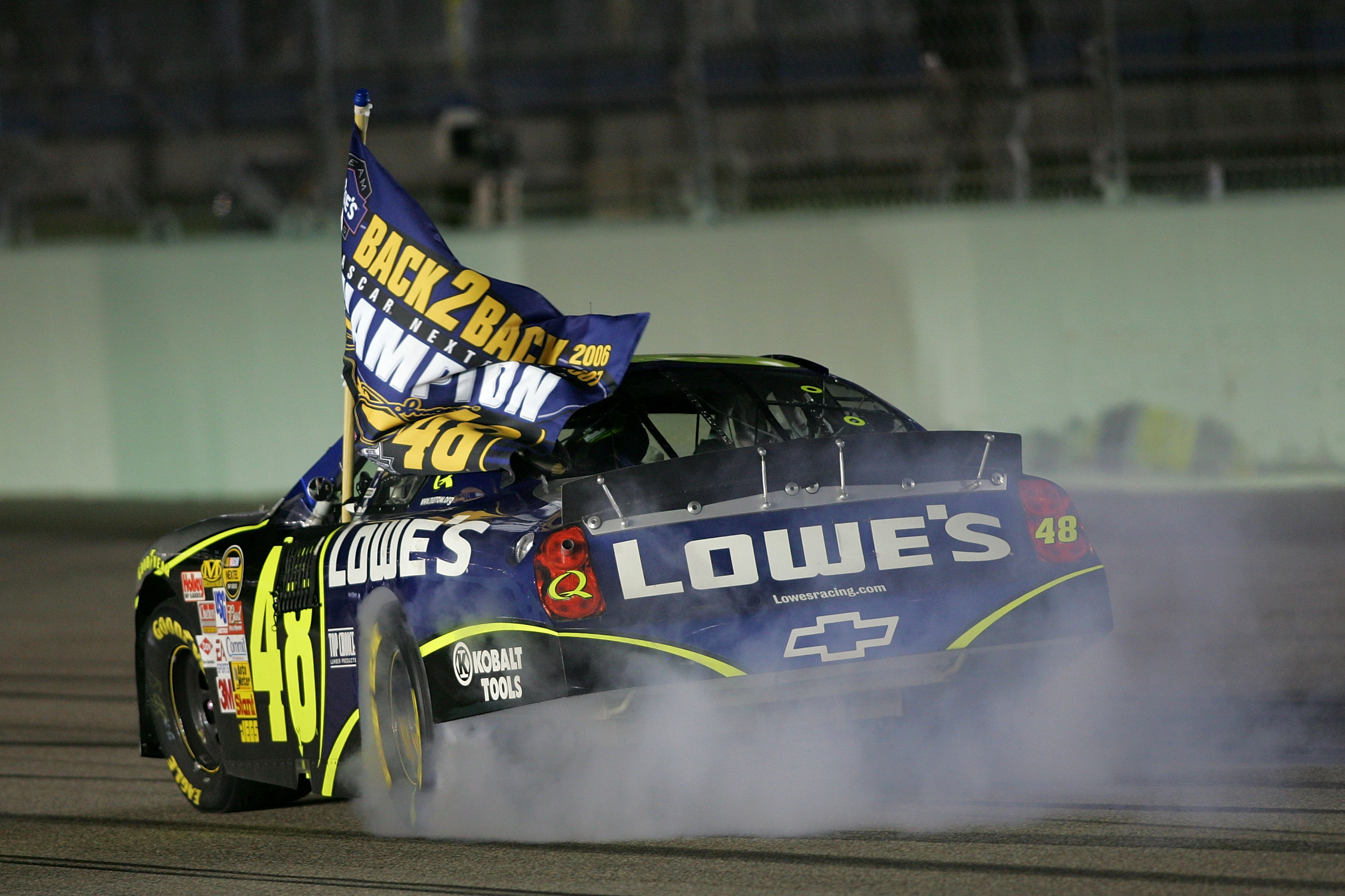 NASCAR What If The 2007 Chase Under 2014 Rules