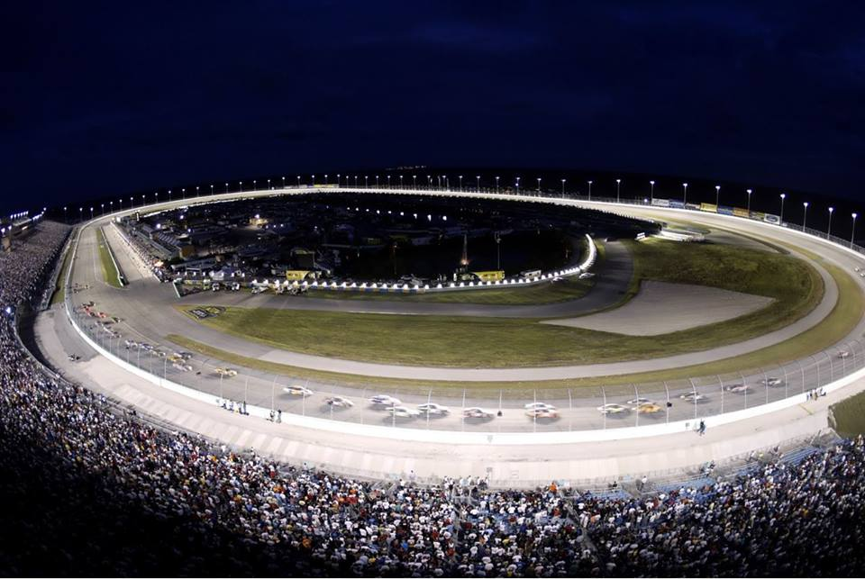 Nascar four predictions for the ford ecoboost 400 at for Homestead motor speedway schedule