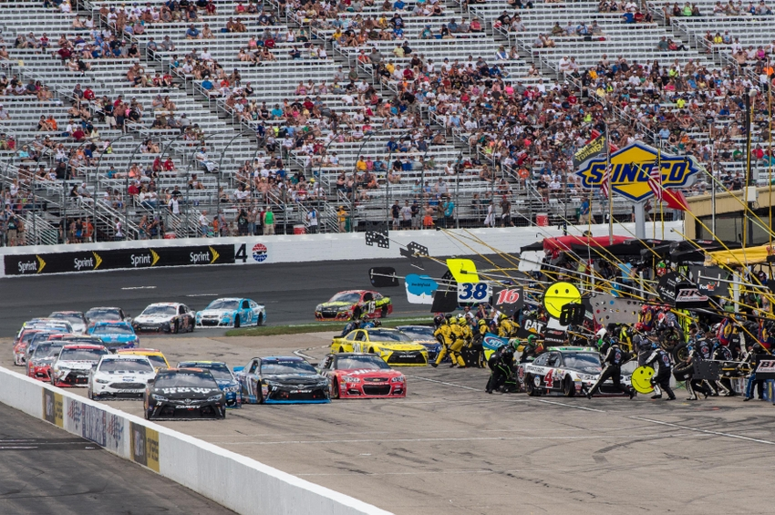 Nascar winners and losers from new hampshire page 2 for New hampshire motor speed way