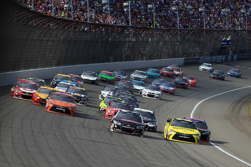 69cc9fdf7d19 NASCAR Power Rankings  The Pure Michigan 400