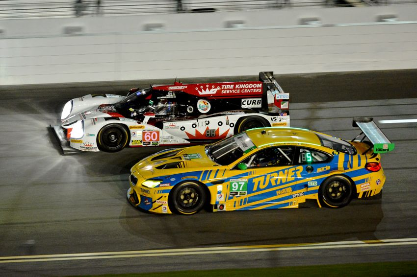 One Of The Few 24 Hour Races In World Rolex At Daytona