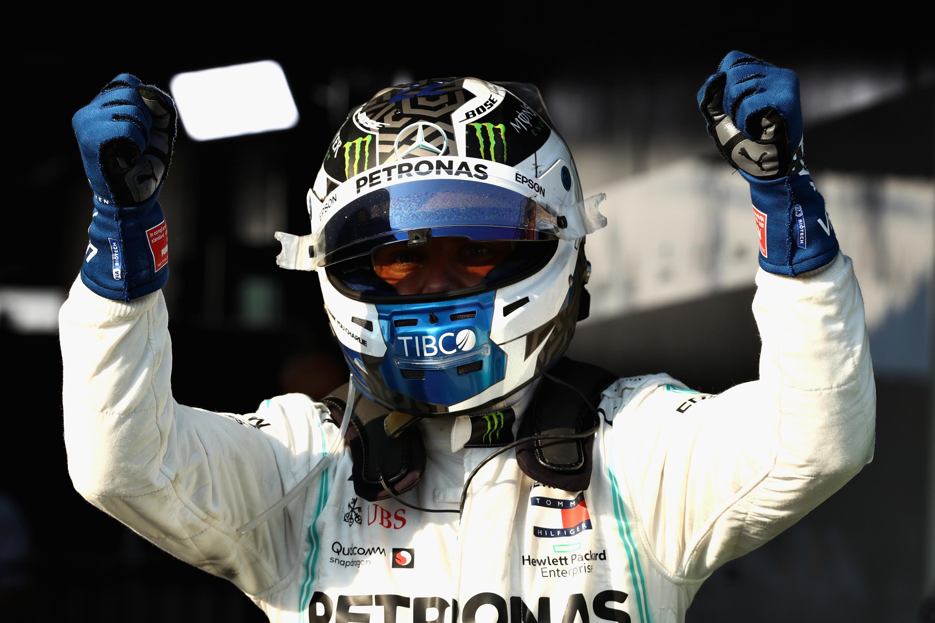 Formula 1 Valtteri Bottas Dominates 2019 Australian Grand Prix