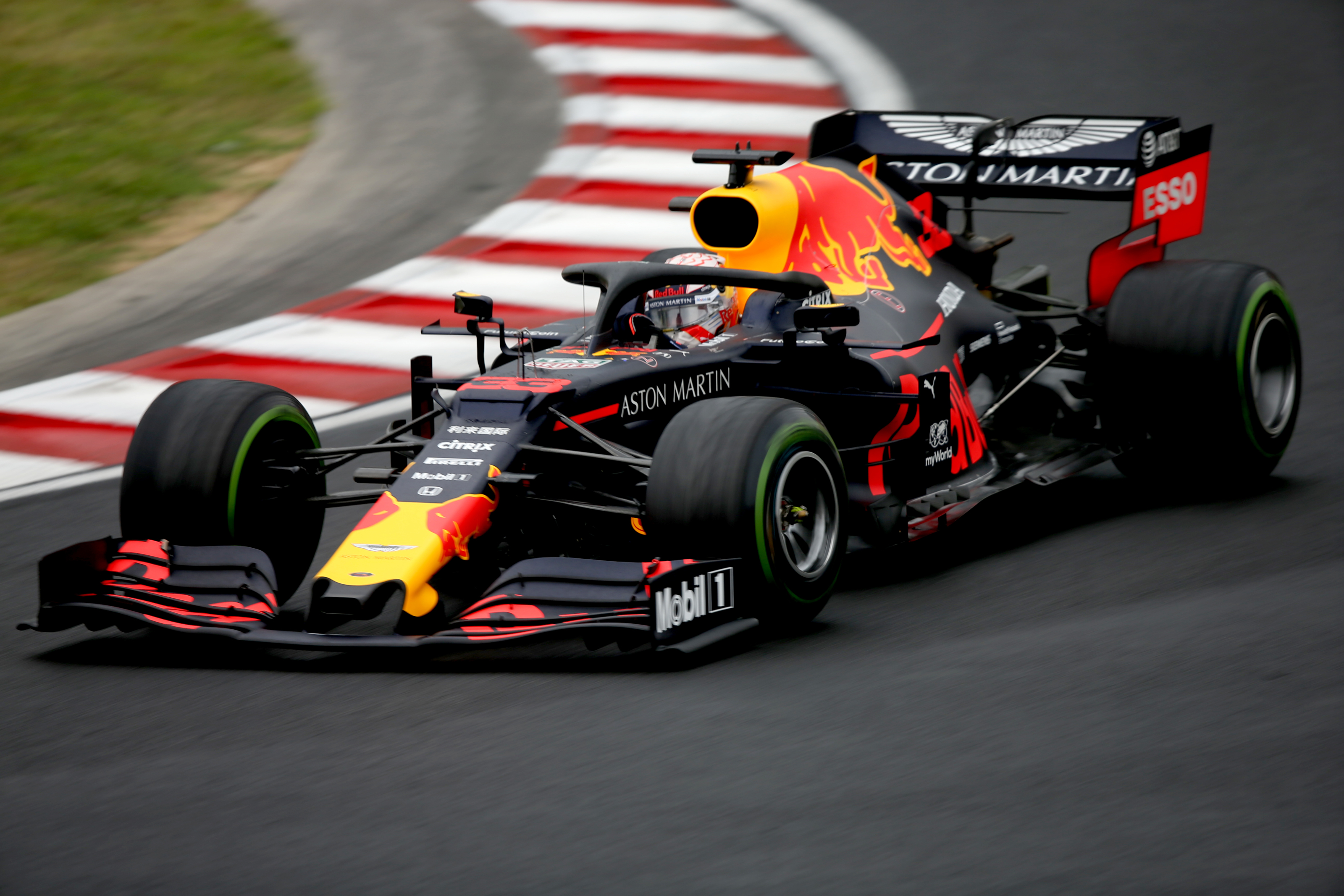 Formula 1 Have Red Bull Racing Ascended To Mercedes Level