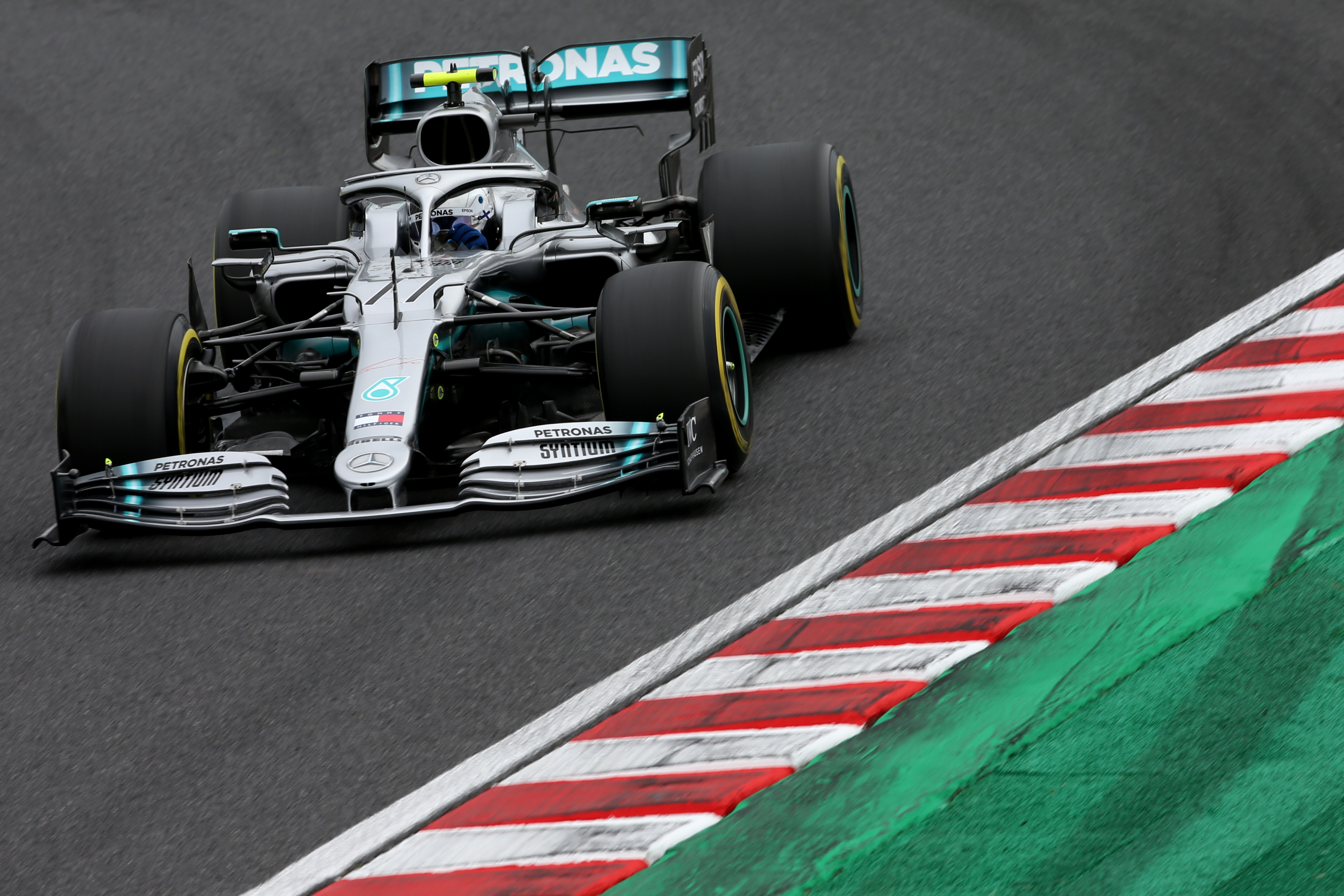 Formula 1 Fp2 To Set Japan Starting Grid If Rescheduled Qualifying Is Canceled