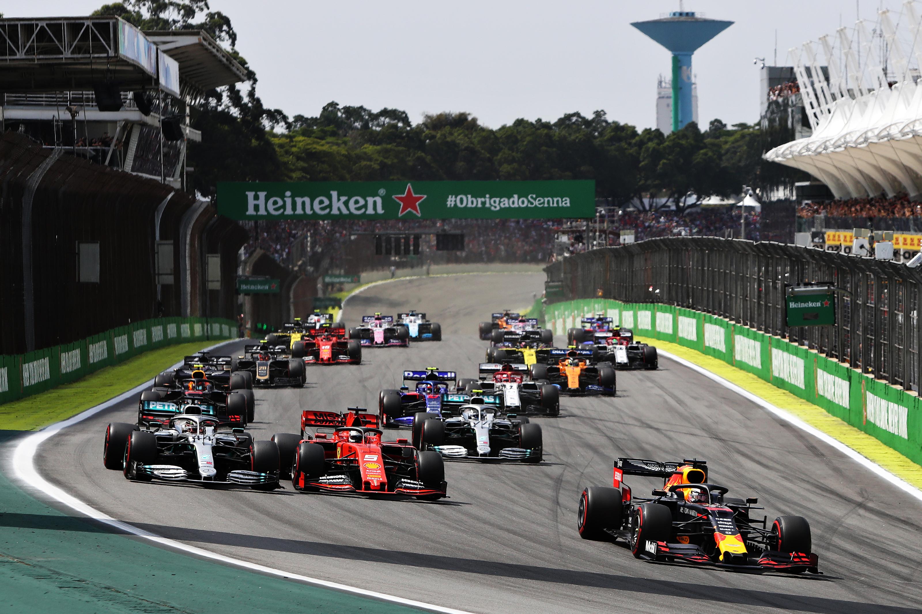 Formula 1: 2020 driver lineup set
