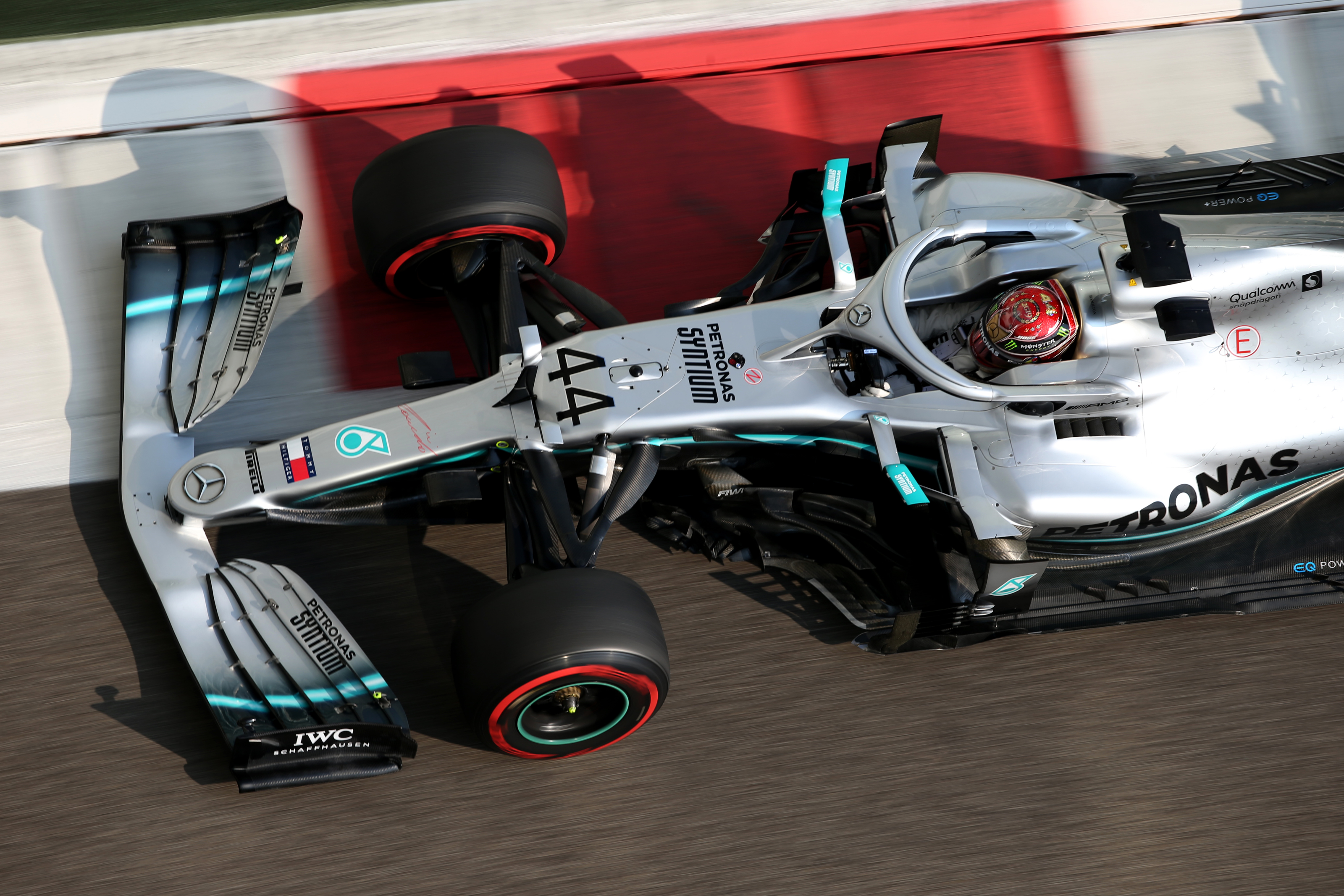 How does Formula 1's numbering system work?