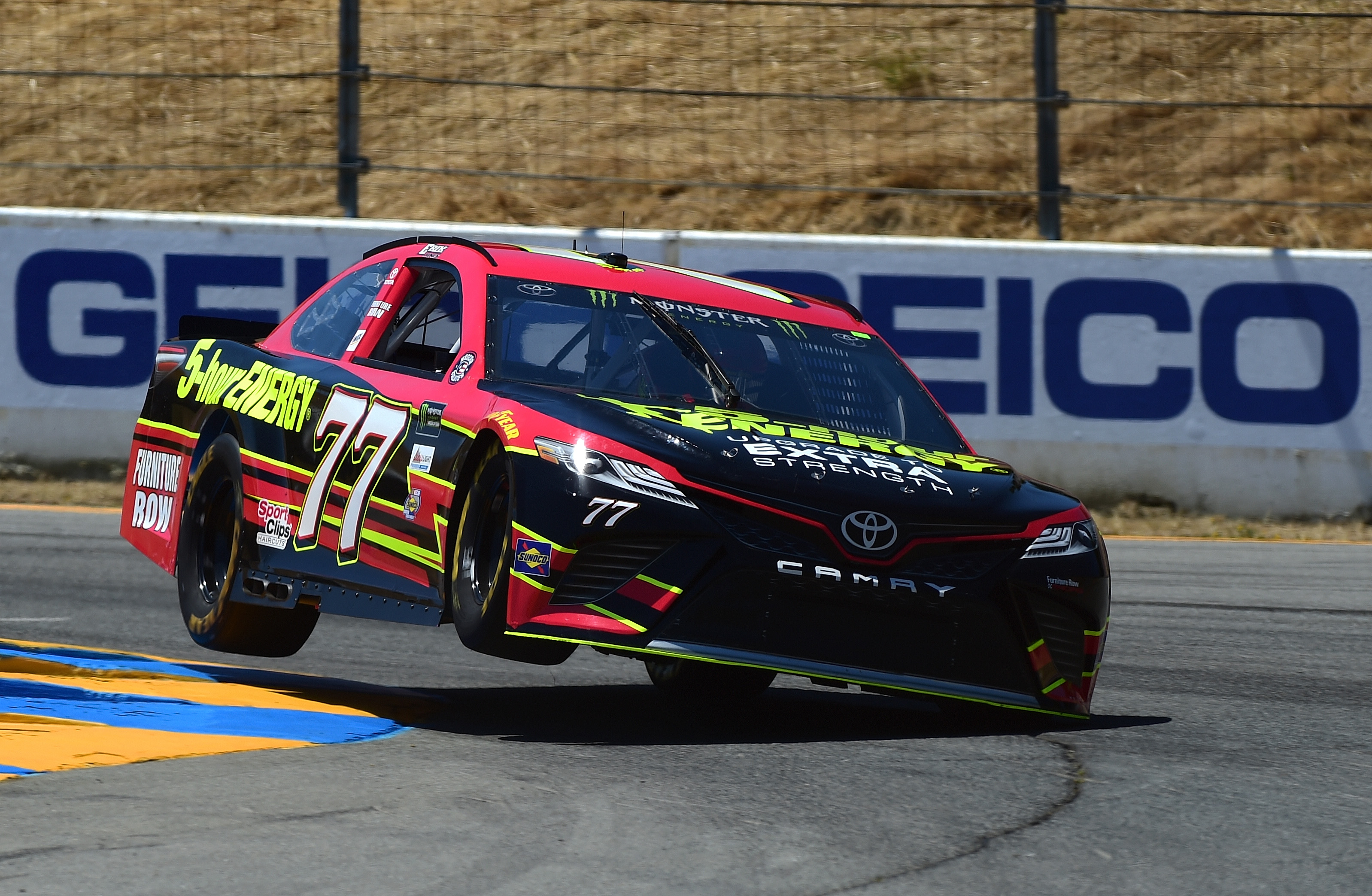 NASCAR: Early Silly Season Driver Lineup for 2018 - Page 6