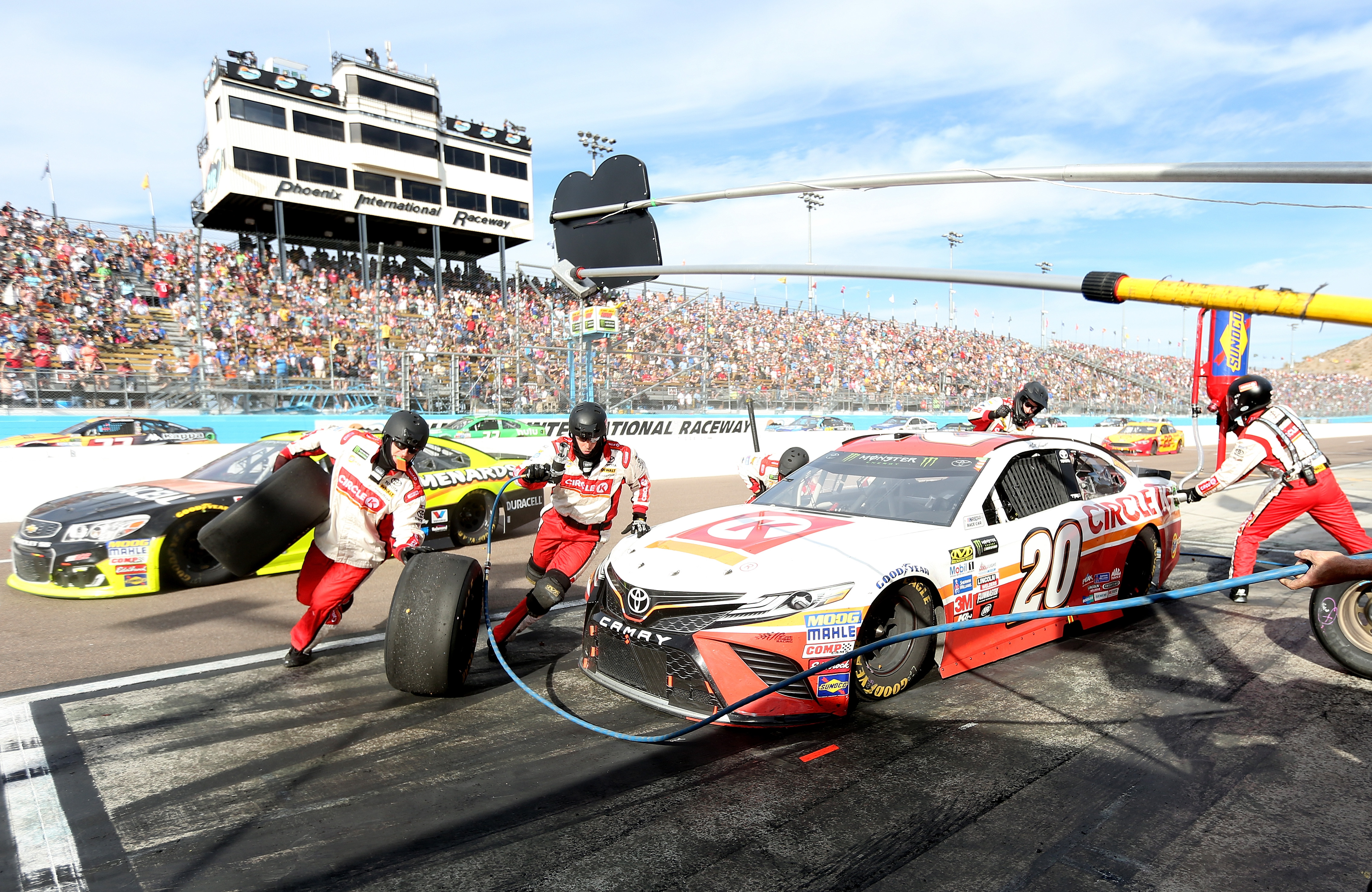 Nascar Five Predictions For The Championship 4 At