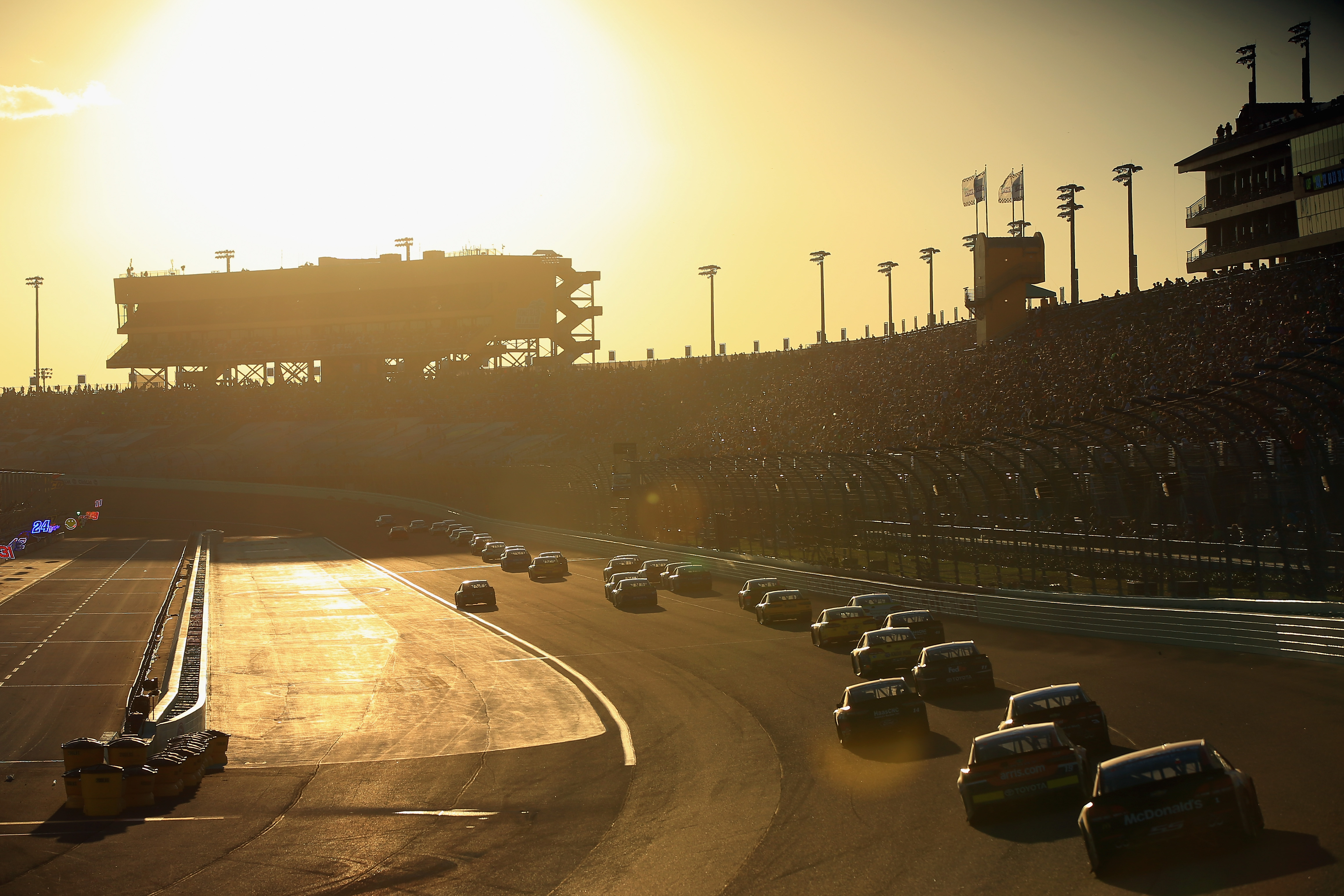 NASCAR's Championship 4 Contenders Are Set For Battle