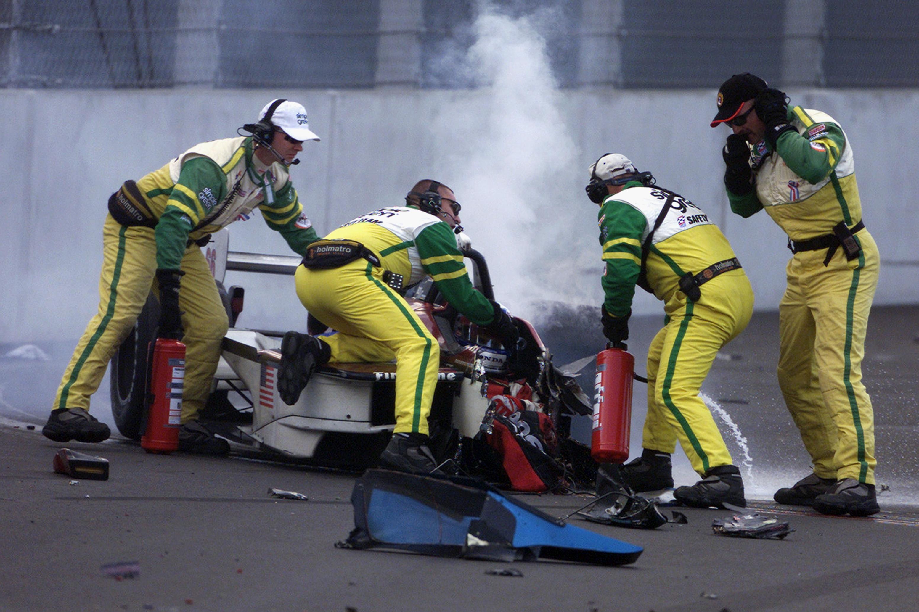 IndyCar: 18 years later – Alex Zanardi's devastating crash