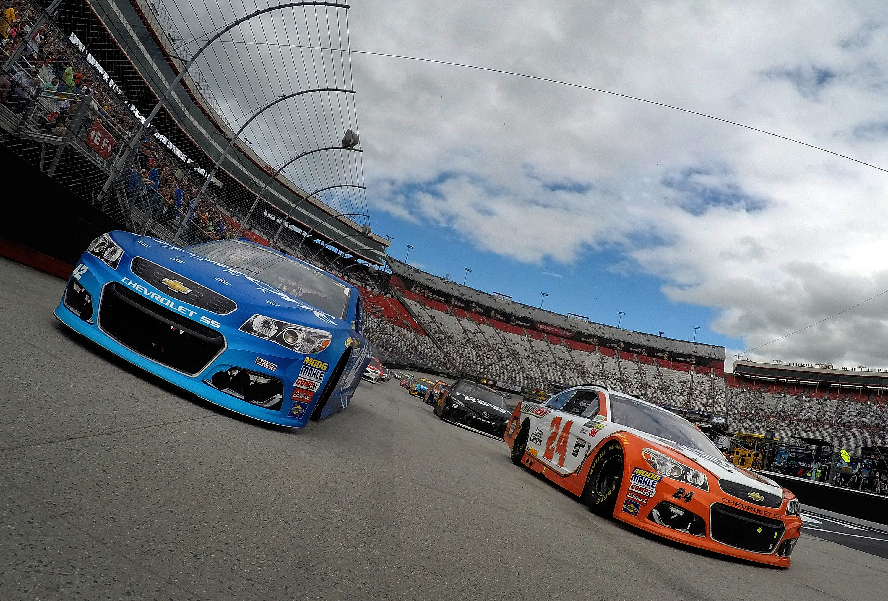 Nascar Competition Cautions Should They Stay Or Should They Go