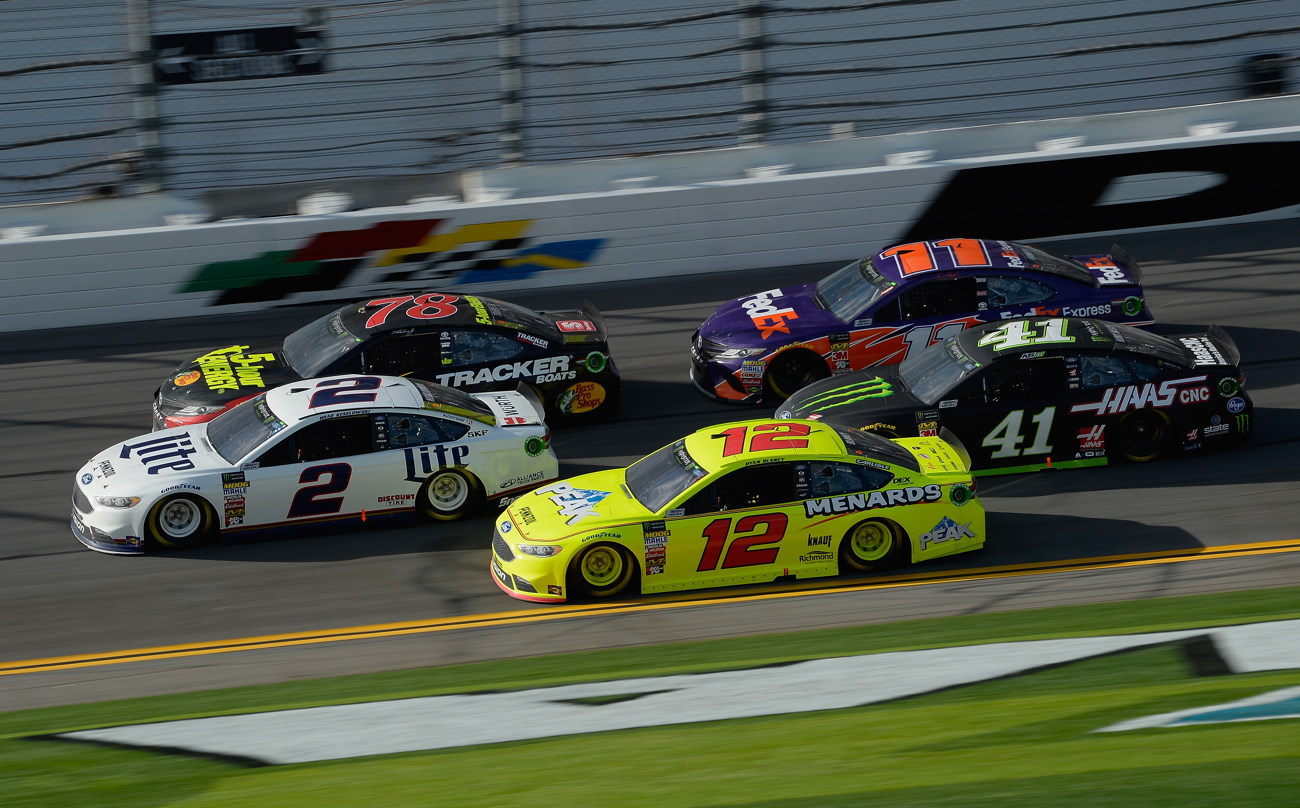 Next generation takes center stage at Daytona