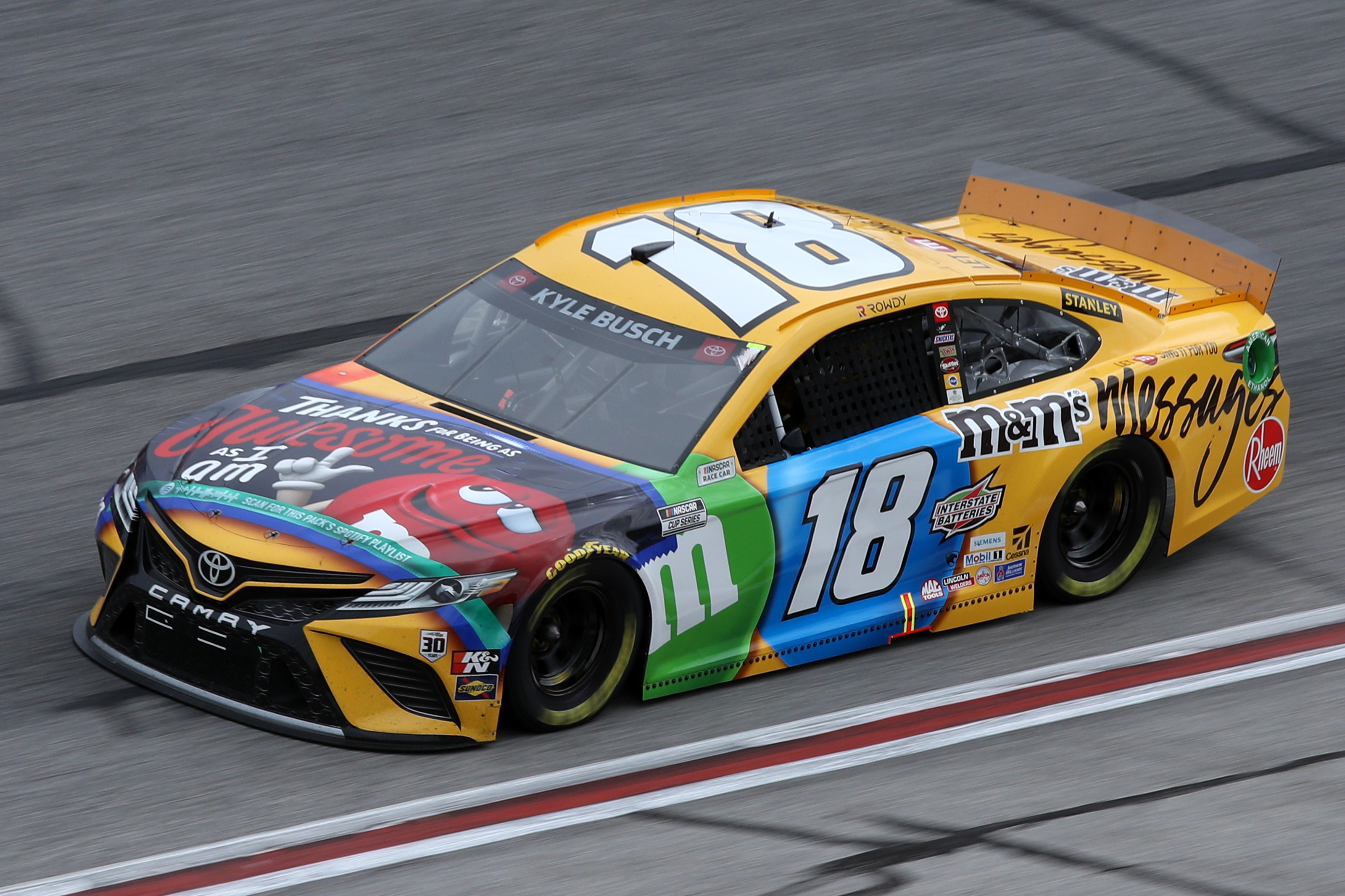 Nascar Kyle Busch Responds To Fans Ahead Of Part Two