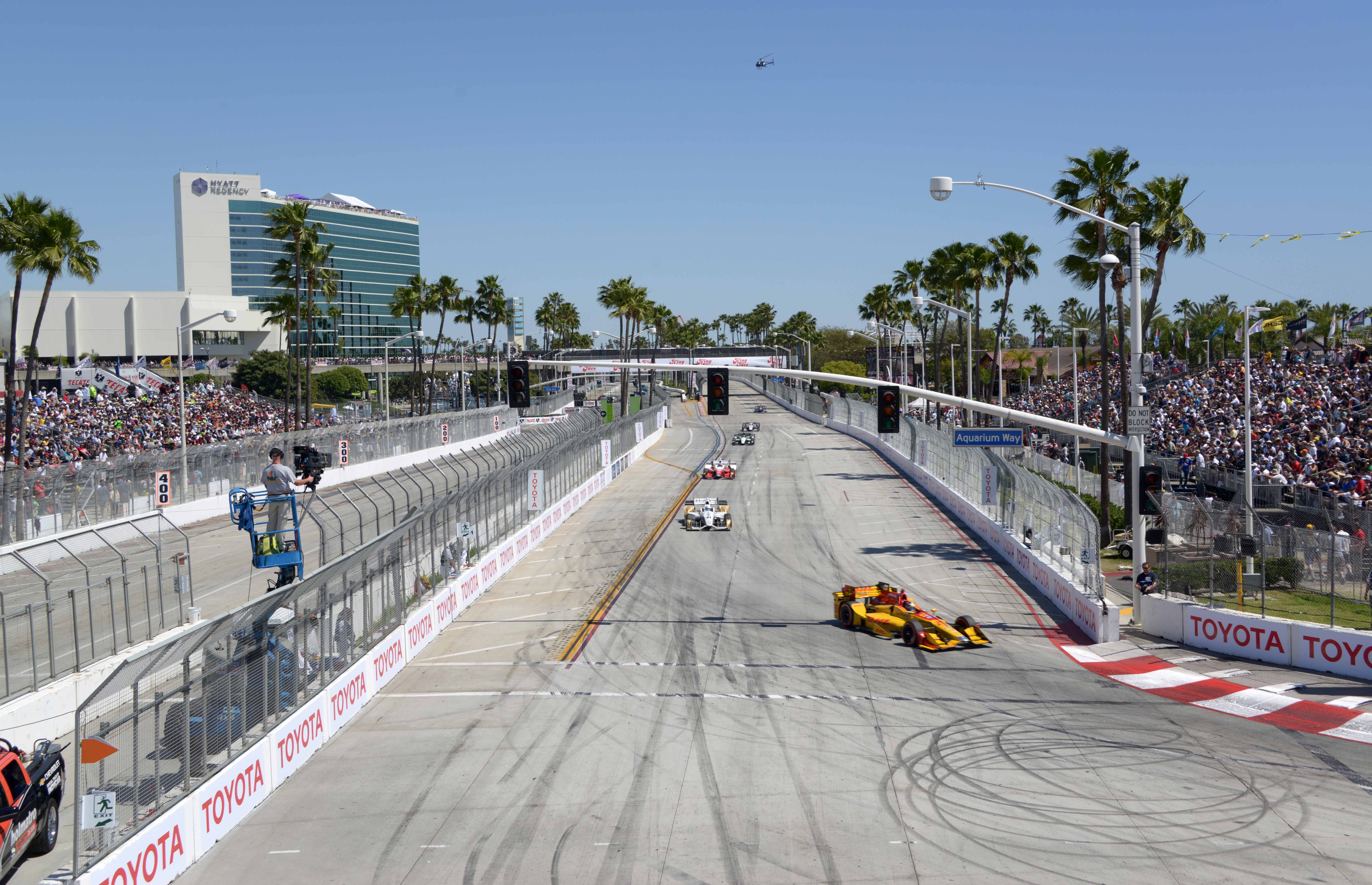 Fantasy Indycar Sleepers And Busts At Long Beach